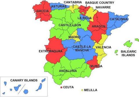 Espanjan sanasto
